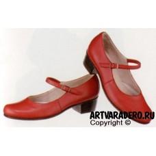 Обувь народно-характерная, для степа, фламенко, для цирка, эстрады, варьете