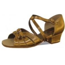 Туфли для бальных танцев для девочки  Элегант  модель  Пряжка